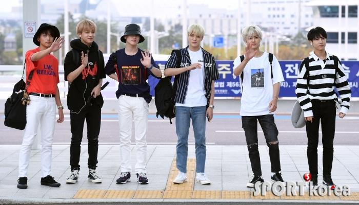 NCT DREAM, 해외 공연으로 자카르타행~