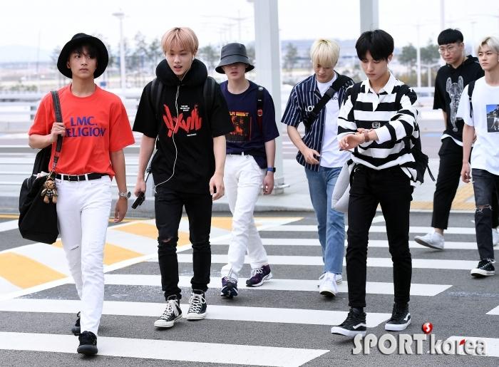 NCT DREAM, 즐거운 해외 공연~