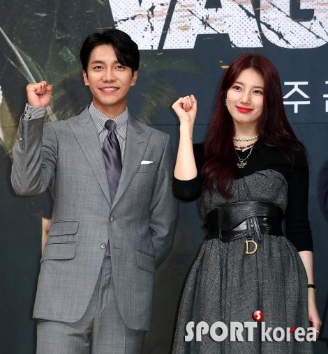 이승기-배수지 `선남선녀의 파이팅!`