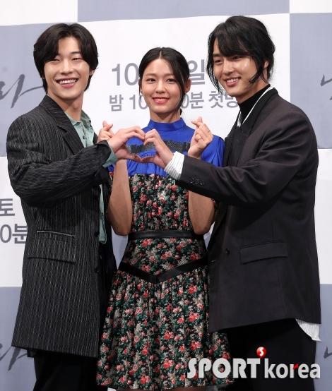 우도환-김설현-양세종 `선남선녀의 만남`