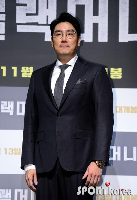 대세 배우 조진웅!