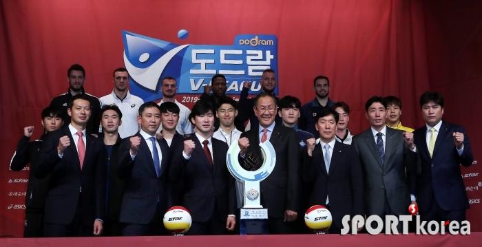 2019-2020 도드람 V리그 많이 기대해주세요!