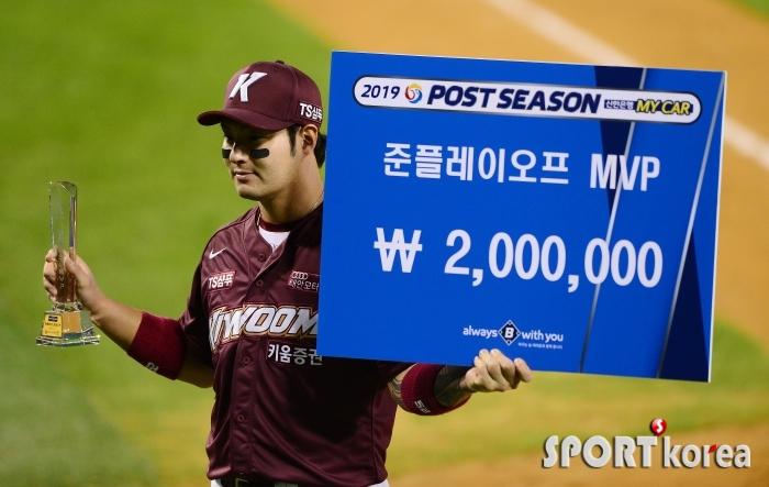 박병호 `준PO MVP의 위엄`