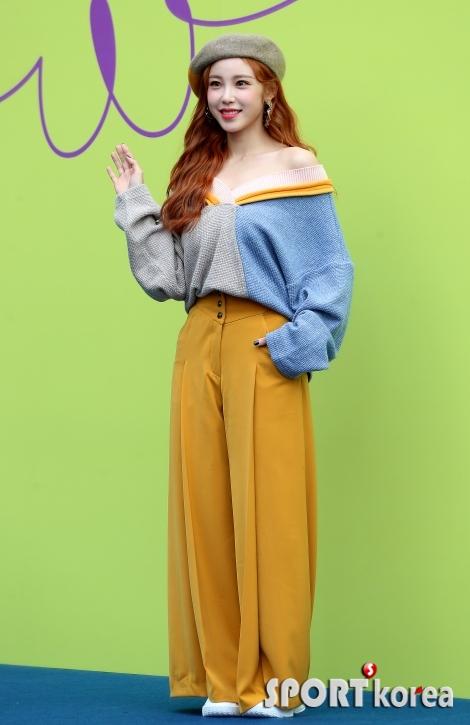 전효성 `가을을 부르는 패션`