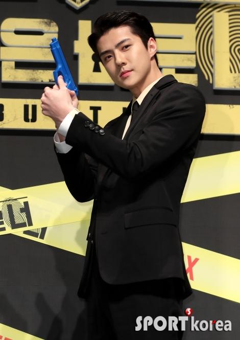 EXO 세훈 `널 지켜줄게!`