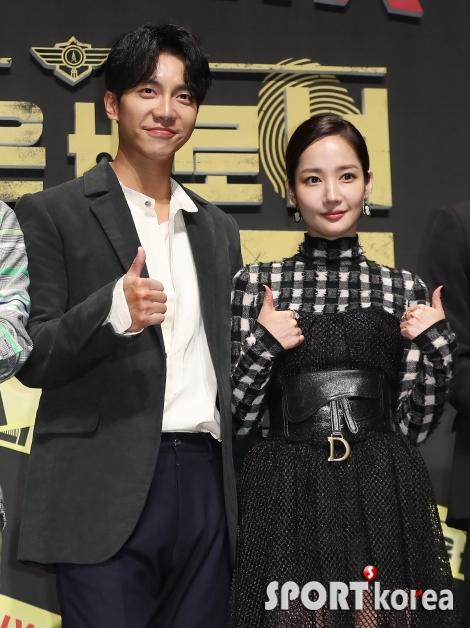 이승기-박민영 `범인은 바로 너! 시즌2의 비주얼!`