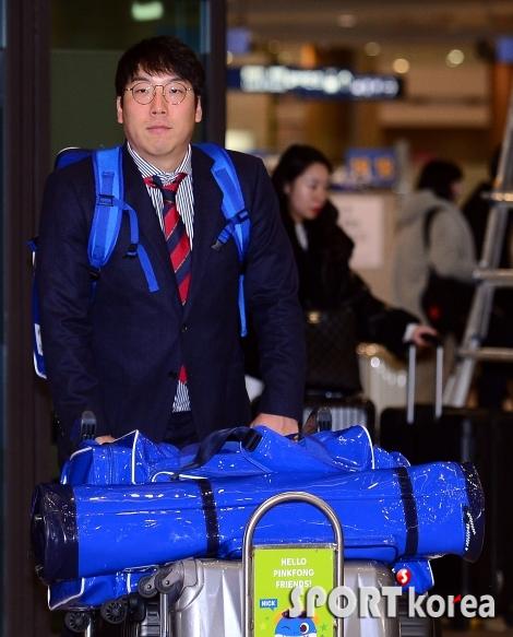 김현수, 아쉬운 발걸음!