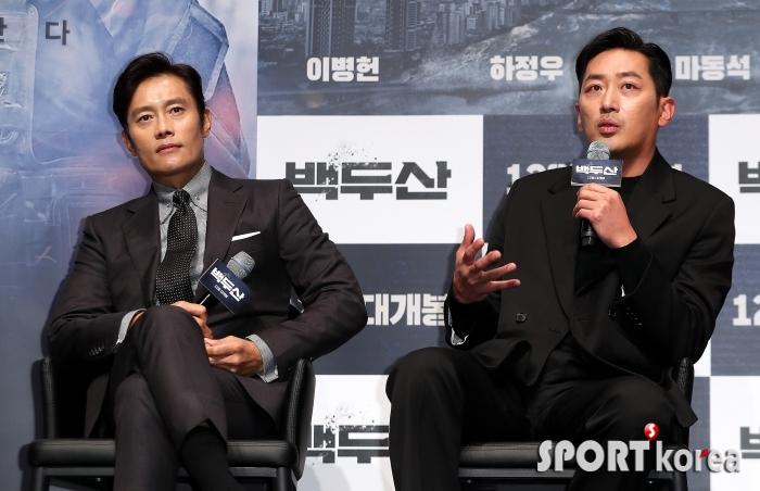 이병헌-하정우 `믿고 보는 대한민국 대표 배우들!`