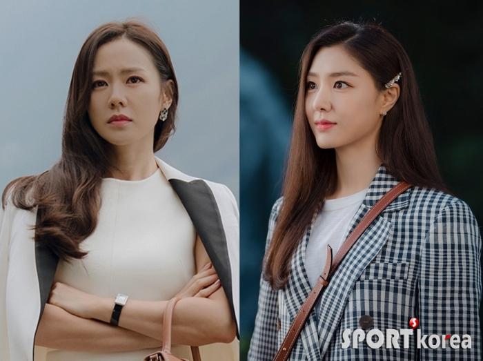 `사랑의 불시착` 손예진-서지혜, 남북한 최상위 두 여자