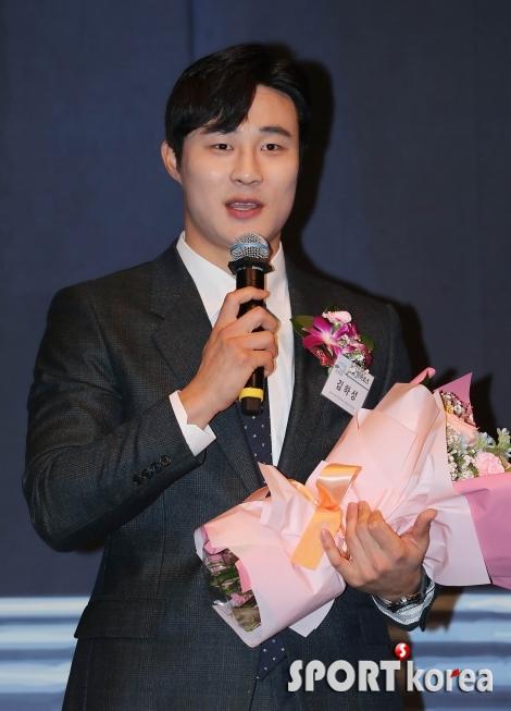 김하성 `내년엔 홈런 더 치고 싶다`