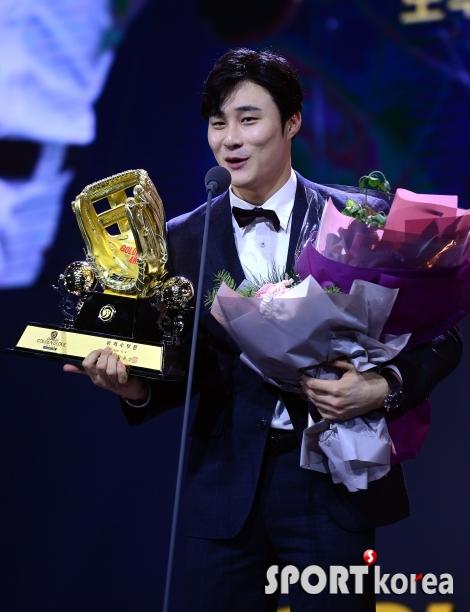 김하성, 유격수 부문 2년 연속 골든글러브
