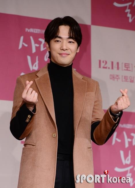 김정현 `훈훈한 미소`