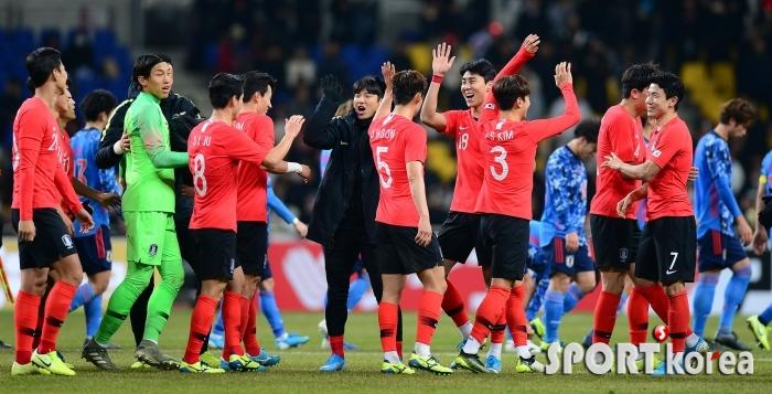 3연패 한국, 동아시안컵 홈 첫 우승!