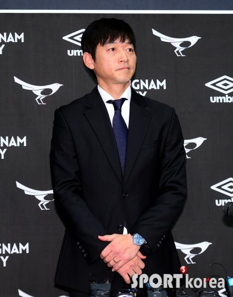 김남일 감독, 성남 FC 신임 감독 취임!