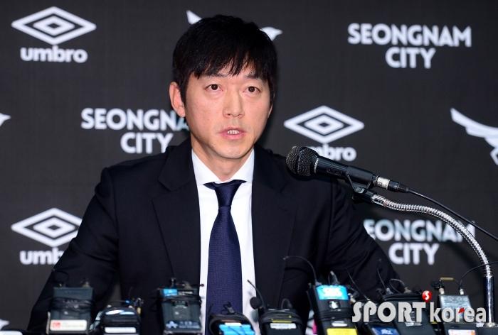 김남일 신임감독, 떨리는 프로 첫 감독 데뷔~