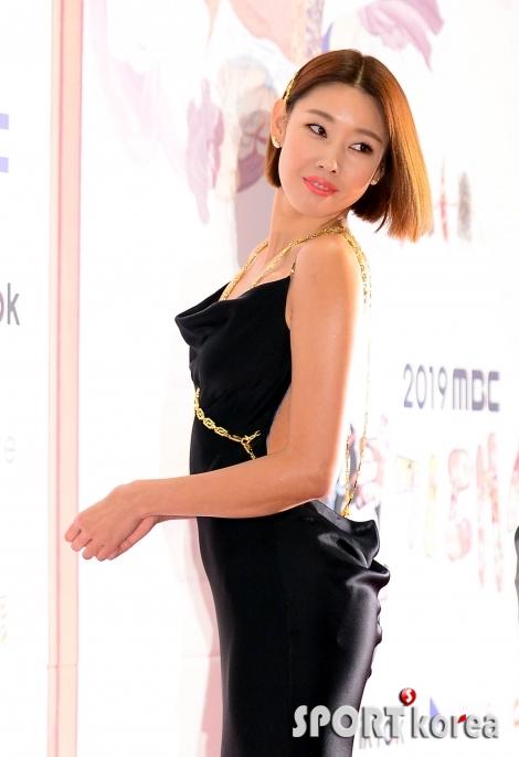 한혜진 `모델의 S라인`