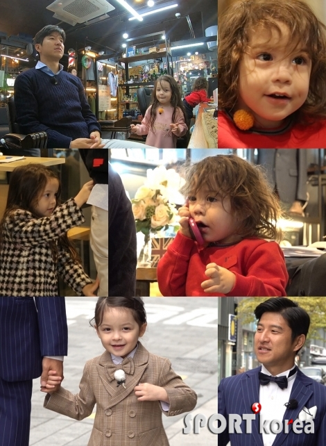 '슈돌' 건나블리 아빠 박주호, 변신은 얼마나 멋있을까.