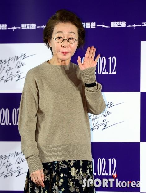 윤여정, 영화에 빠질 순 없는 감초~