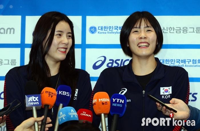 이다영-이재영 쌍둥이 자매, 기다려라! 도쿄올림픽~