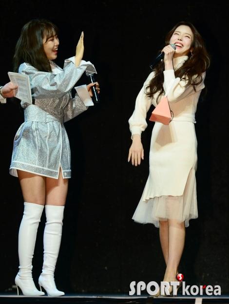 김희진 `(박)성연 언니 왔어?`