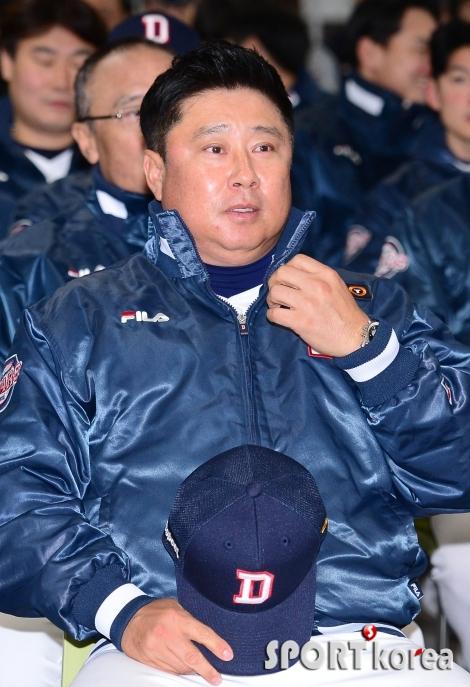 김태형 감독 `2020시즌도 기대하세요`