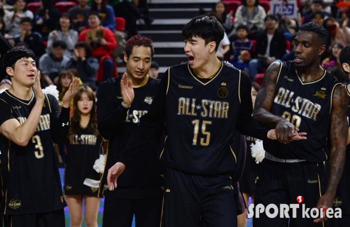 김종규 `데뷔 첫 올스타전 MVP!`