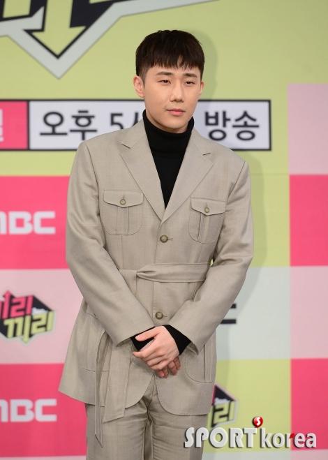 인피니트 성규 `전역 후 첫예능에 긴장감`