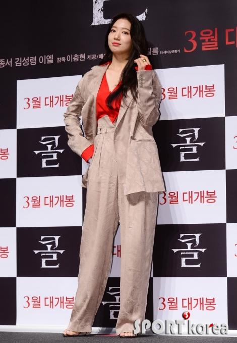 박신혜 `어떤 포즈든 화보 촬영`