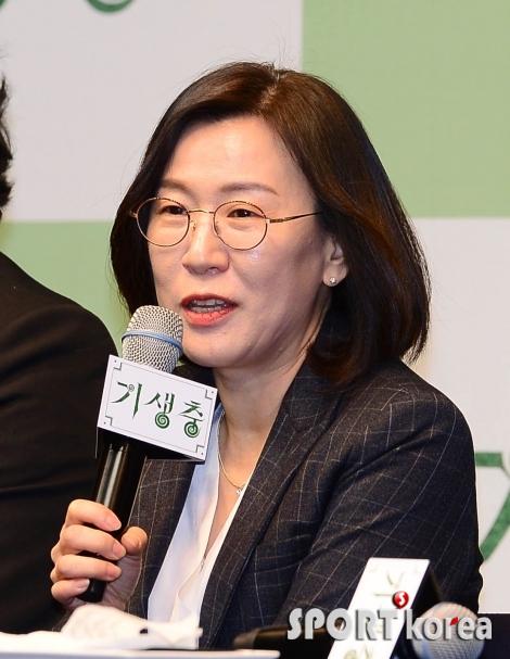 곽신애 대표 `트로피 한 개 봉준호 감독에게 받았다`