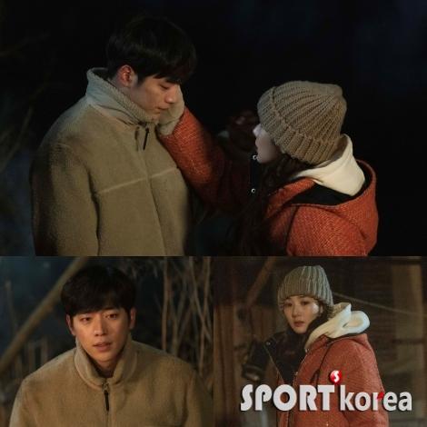 `날찾아` 박민영-서강준, 오두막집 미묘한 냉기, 왜?