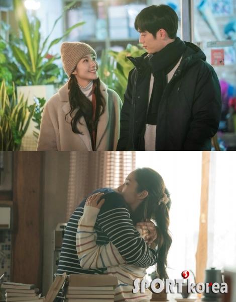 박민영-서강준, '날씨가 좋으면 찾아가겠어요'.