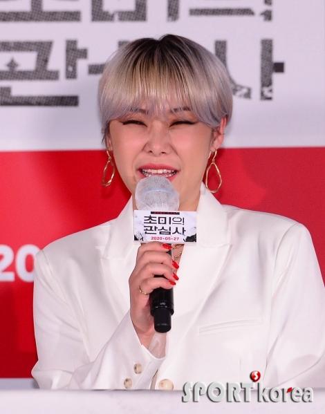 김은영 `배우로 인사드려요`