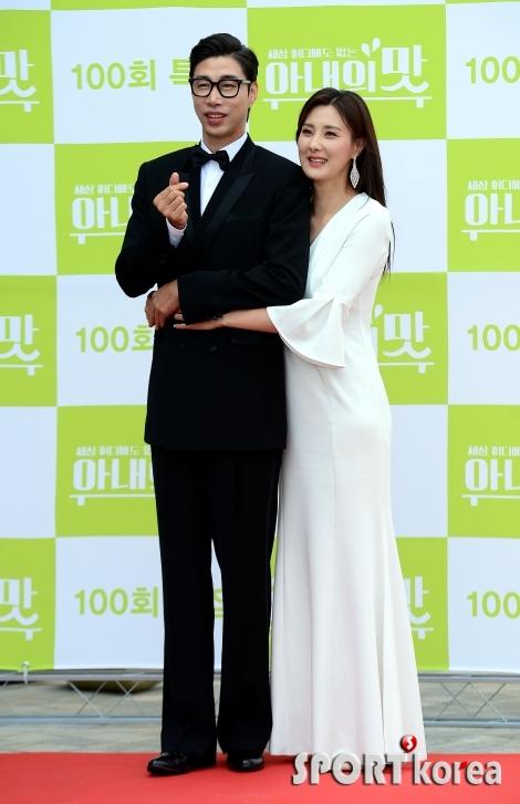 김세진-전혜지 부부 `배구 부부의 우월한 8등신!`