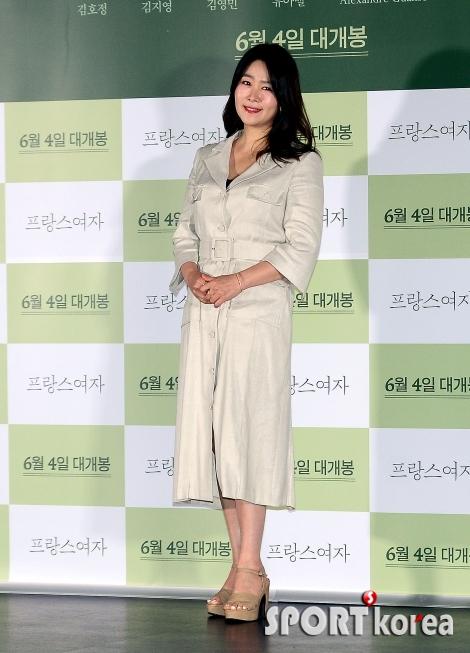 김지영 `미소가 아름다운 그녀~`