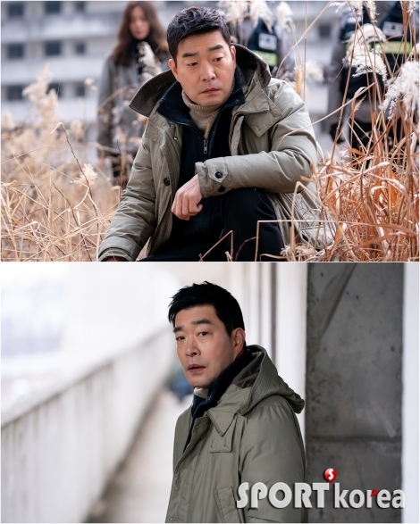 '모범형사' 손현주, ``날렵함 표현 위해 체중 감량`` 했다.