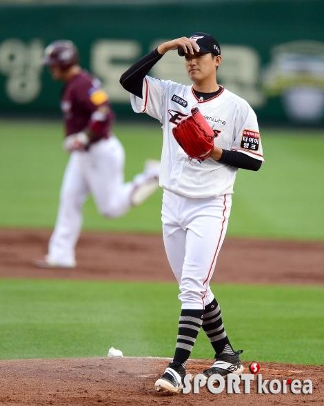 김이환 `홈런에 당했다`