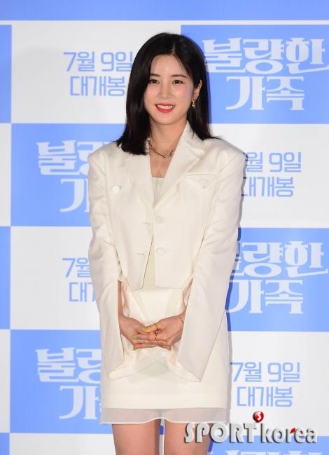 박초롱 `수줍은 첫 스크린 데뷔작`