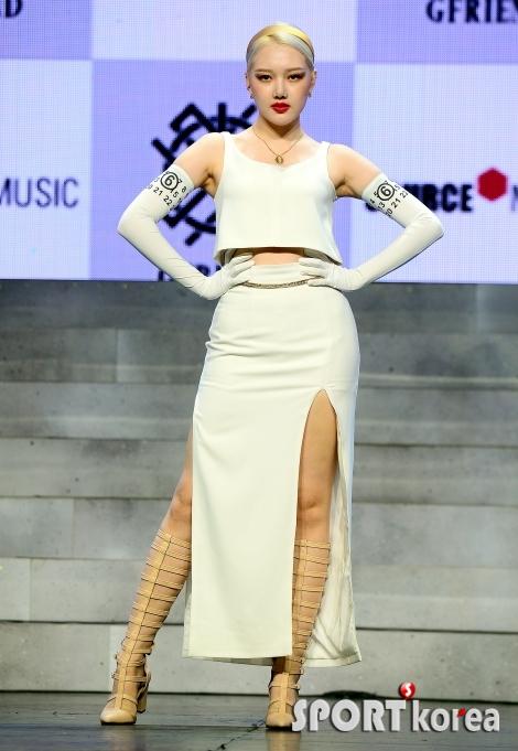 여자친구 예린 `순백의 여신~`