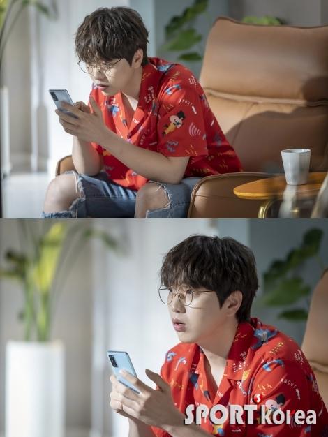 '연애는 귀찮지만 외로운 건 싫어!' B1A4 산들, 멤버 공찬 위해 특별출연