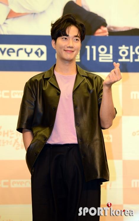 박건우 `흔들리는 우정 봐주세요`