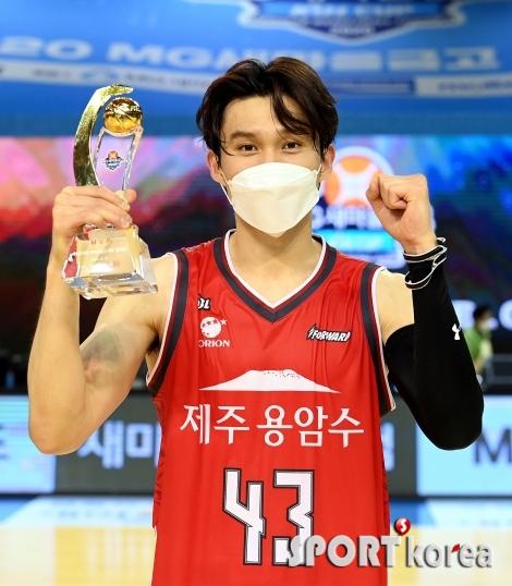이대성, KBL CUP 초대 MVP!