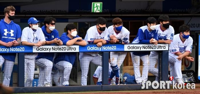 삼성, kt에 허무한 역전패