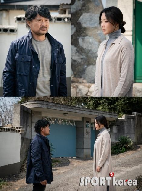 '앨리스' 김희선-김상호, 2010년 의미심장 만남 포착