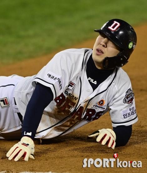 박건우 `역전 주자가 될 수 있었는데`