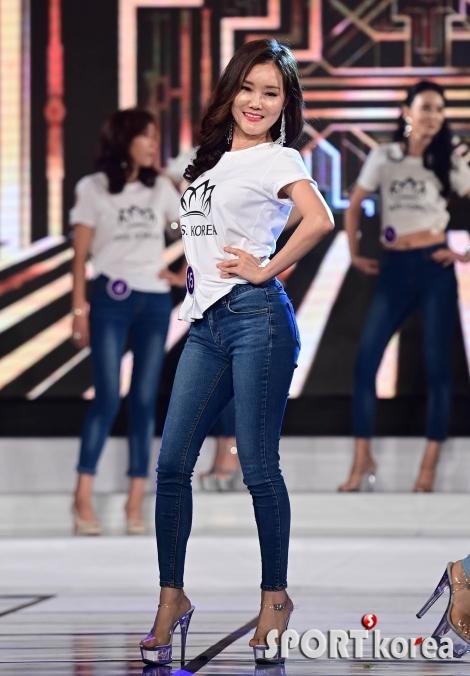 김경희 `미소 한가득`
