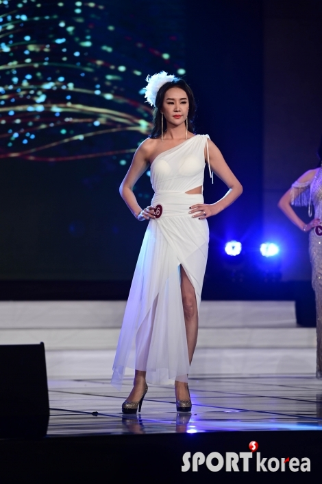 박윤미 `여신 스타일 드레스`