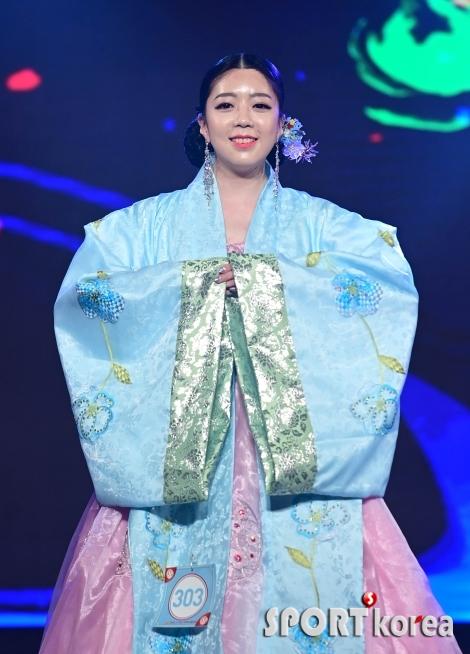 김다혜 `아름다운 미소`