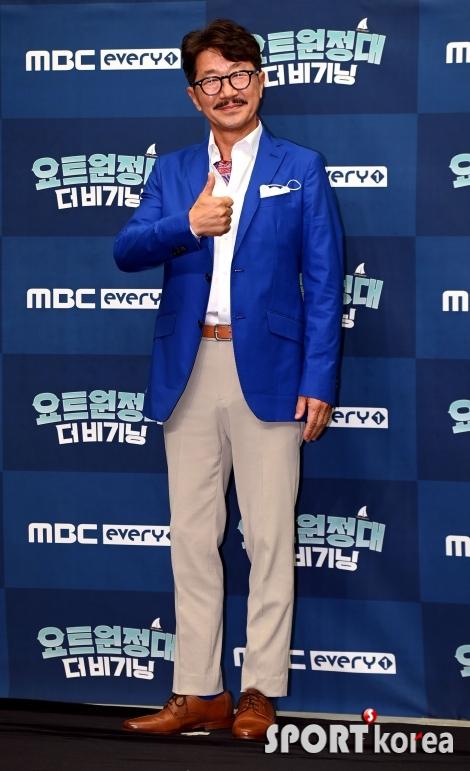 김승진 선장 `요트원정대, 나만 믿어~`