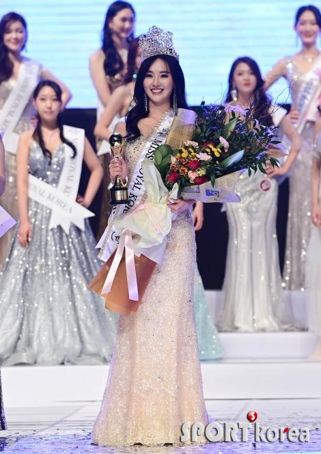 김도연 `미스 로얄코리아 퀸의 미소`