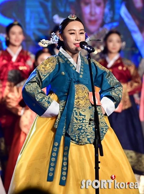 박유빈 `자신감 넘치는 자기소개`